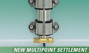 3650-2 Multipoint Settlement System.