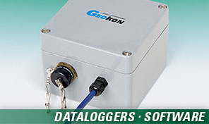 Dataloggers and Software.