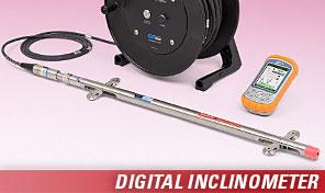 GK-604D Digital Inclinometer System.