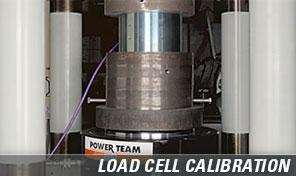 Load Cell Calibration Press.