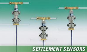 Settlement Sensors.