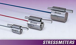 Stressmeters.